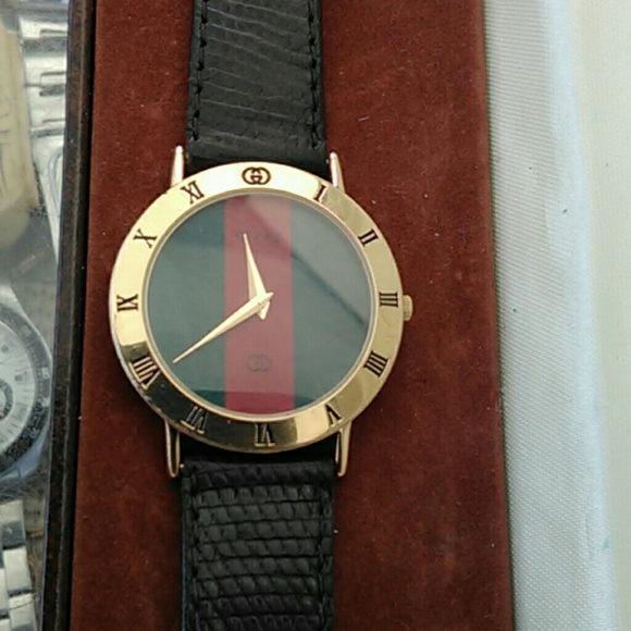 933a211c3f0 Gucci Other - Vintage Gucci 3000 M mens watch
